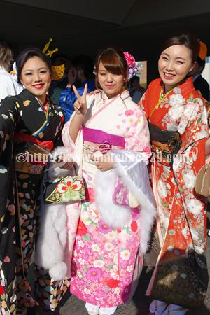 三重県伊勢市2016成人式12