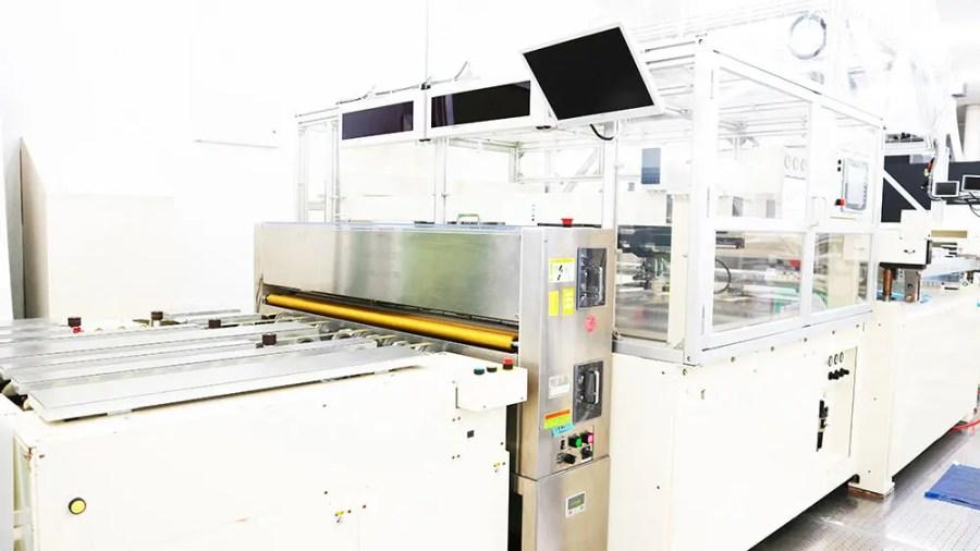 自動スクリーン印刷装置