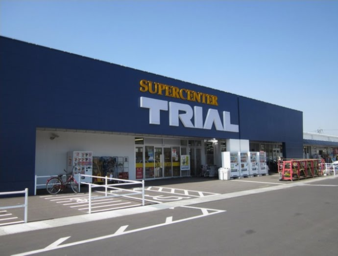 TRIAL笠間店