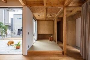 神戸市T様邸、塩屋のコートハウス