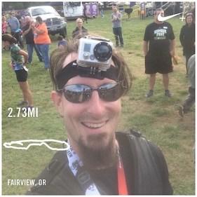 Post run Runfie!