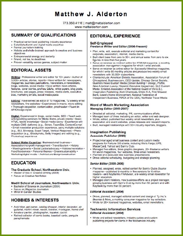 proposal writer resume