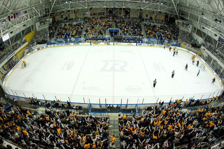 Mattamy Homes Ice | Mattamy Athletic Centre