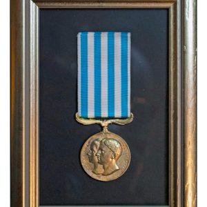 mattana design dnapoli medaglia assedio di gaeta
