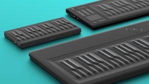 MPE MIDI Controller: ROLI Seaboard