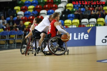 GB Wheelchair basketball