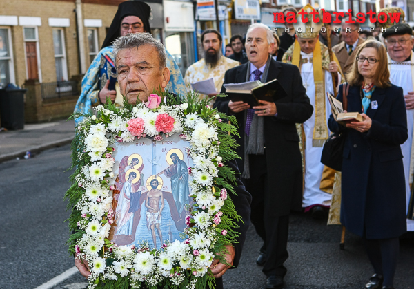 Kent Press Photographer - Greek Orthodox Blessing of the Seas ceremony