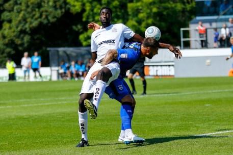 Dover Athletic FC V Gillingham FC