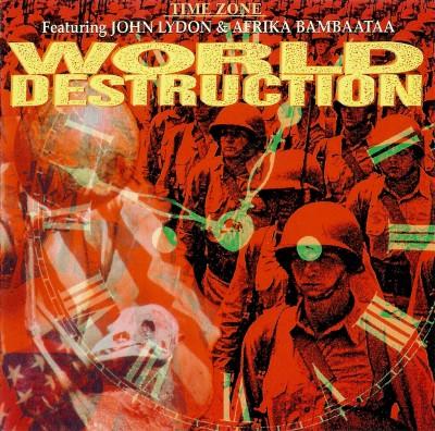 No 18 World Destruction by Time Zone