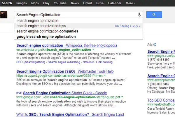 Search Engine Optimization Madison Wisconsin