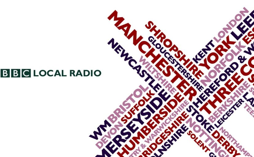 New BBC Local Radio Evening Shows