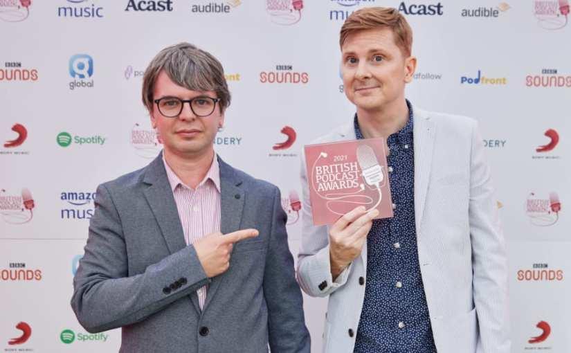 British Podcast Awards Wrap Up
