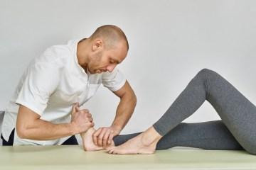 Trattamento del dolore del piede
