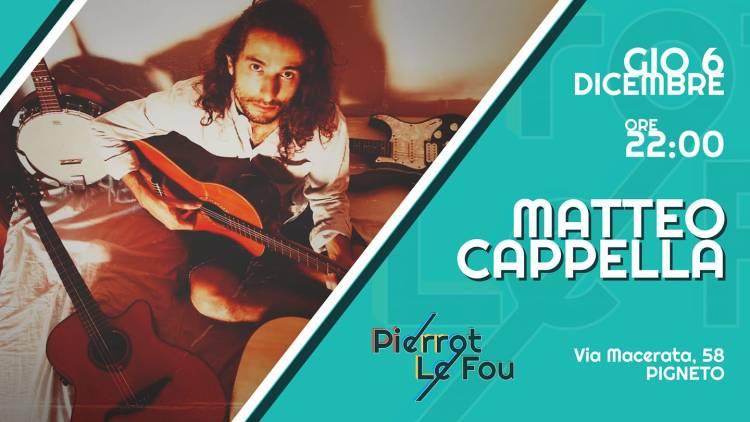 Matteo Cappella Pierrot le Fou