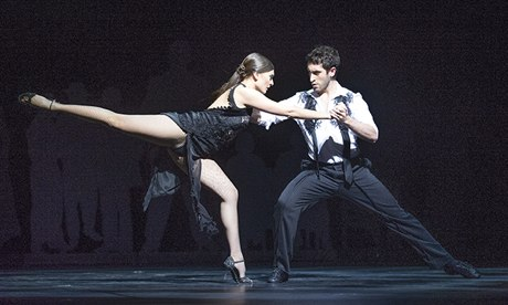 Milonga at Sadler's Wells, Sidi Larbi Cherkaoui