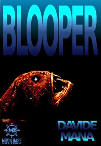Blooper ebook Davide Mana