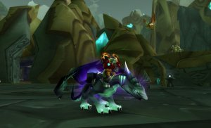 World of Warcraft Netherwing drake