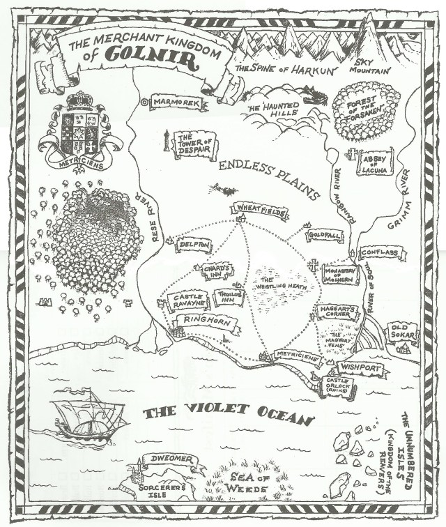 fabled lands 2 golnir map print friendly