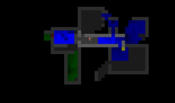 Cavescape Shadow Casting