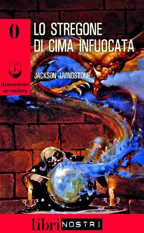 Librogame's Land presenta The Warlock of Firetop Mountain in italiano!