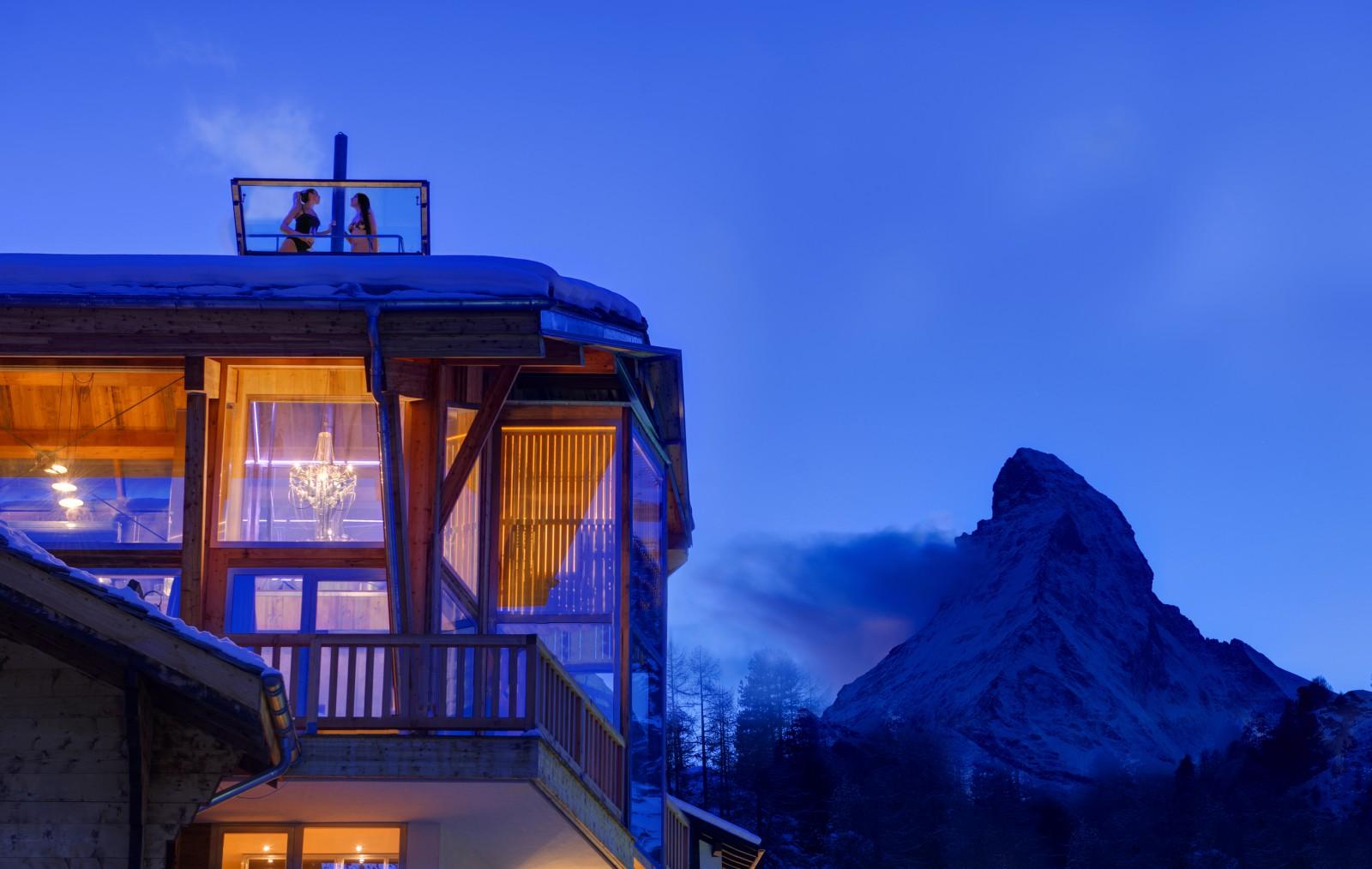 Five Great Luxury Chalets In Zermatt Matterhorn Chalets