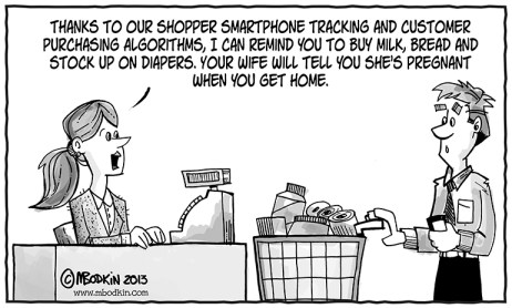 shopper tracking