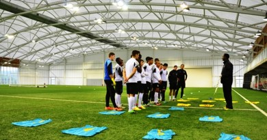 The English FA: Starting my coaching qualifications