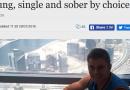 Still young, kiwi, single… and sober?!
