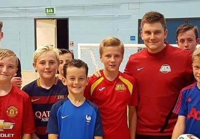 Sala Schools Futsal in Manchester: My Fridays