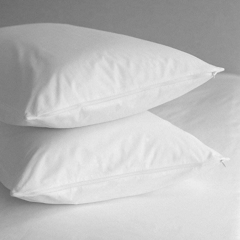 classic hypoallergenic smooth waterproof pillow protector matthem com