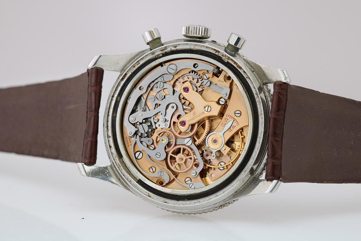 Breitling Digital Avi Ref 765 Watch For Sale