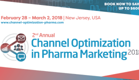 2nd Annual Channel Optimization in Pharma Marketing 2018