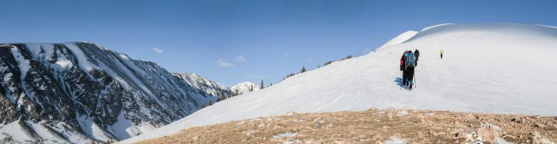 Panoramic of Quandary