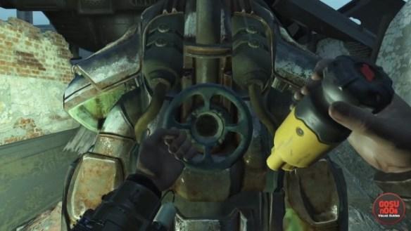 fusion core armor