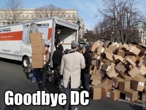 Goodbye DC