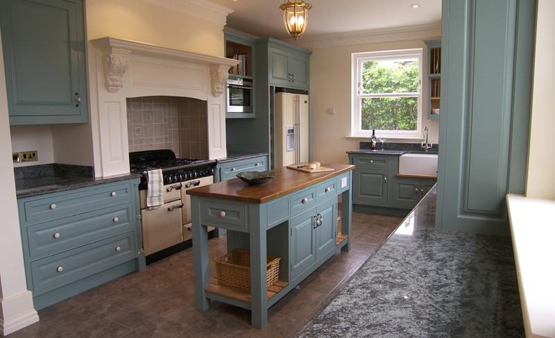 Modern High Gloss Kitchen Designs