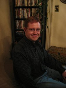 Possible Author Photo