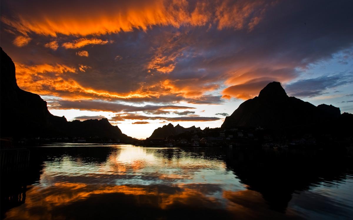 The Lofoten Islands Norway Award Winning Wildlife