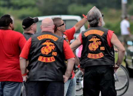 Leathernecks USMC