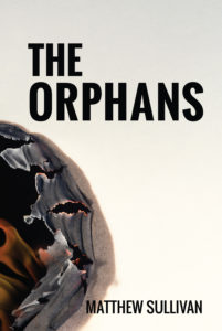 Cover for young adult novel The Orphans