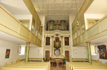Ev. Markgrafenkirche - Cadolzburg