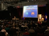 Über die gesamte Dauer der Veranstaltung war die Gebläsehalle des LWL-Industriemuseums Henrichshütte gut besucht.