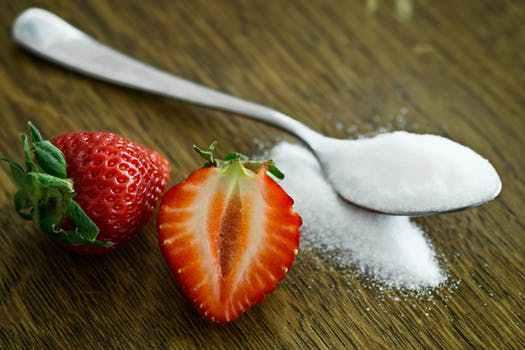 Il fruttosio fa male - non è lo zucchero della frutta