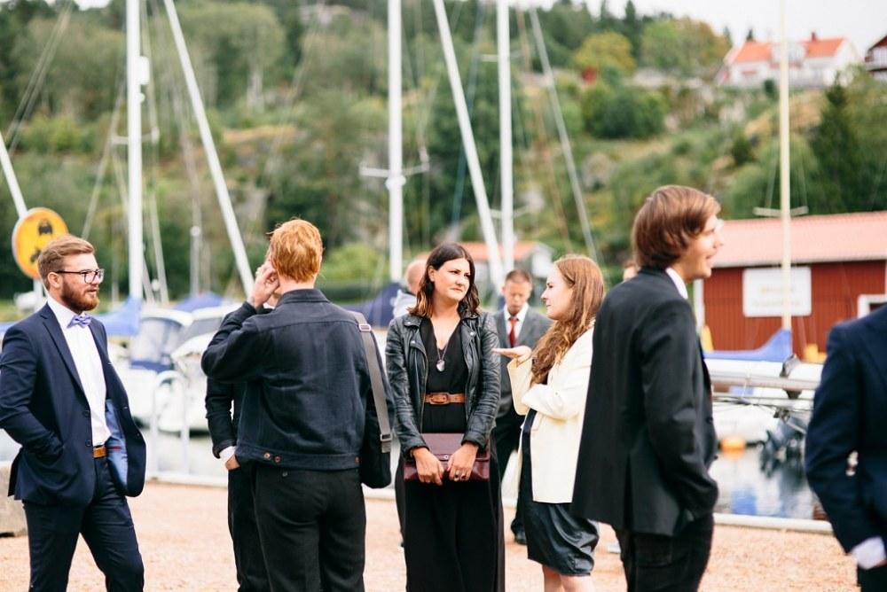 Wedding In The Archipelago