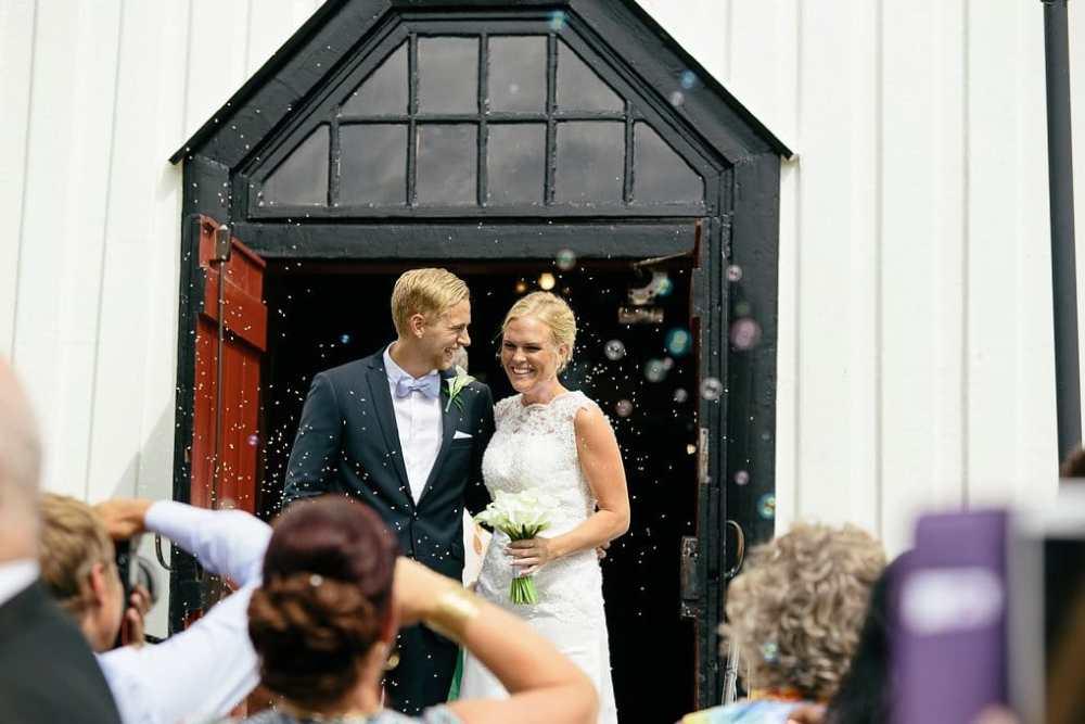 Wedding at Onsala Herrgård