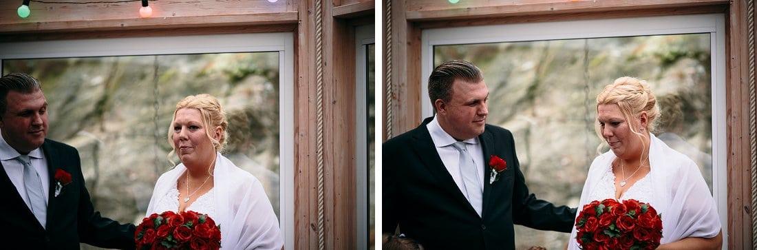 bröllop i henån