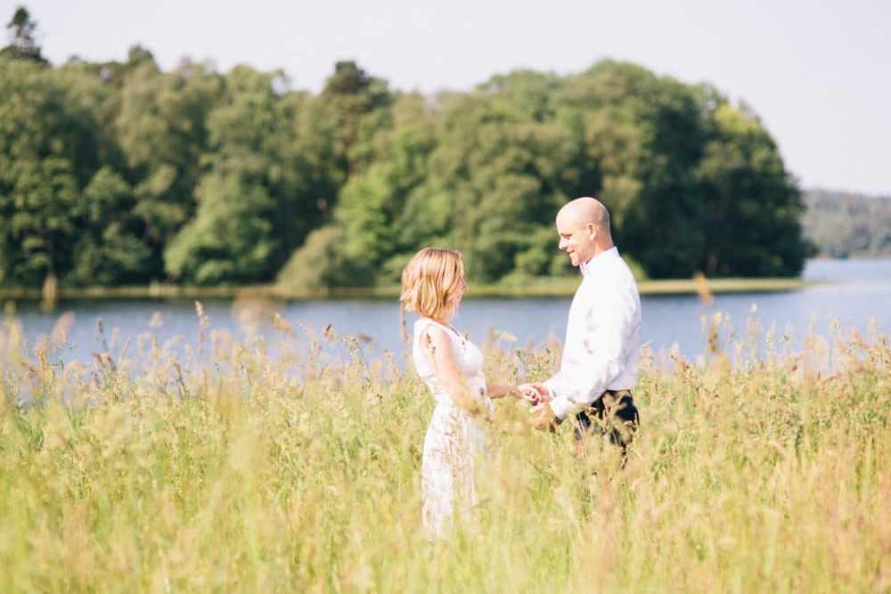 bröllop porträtt landvetter