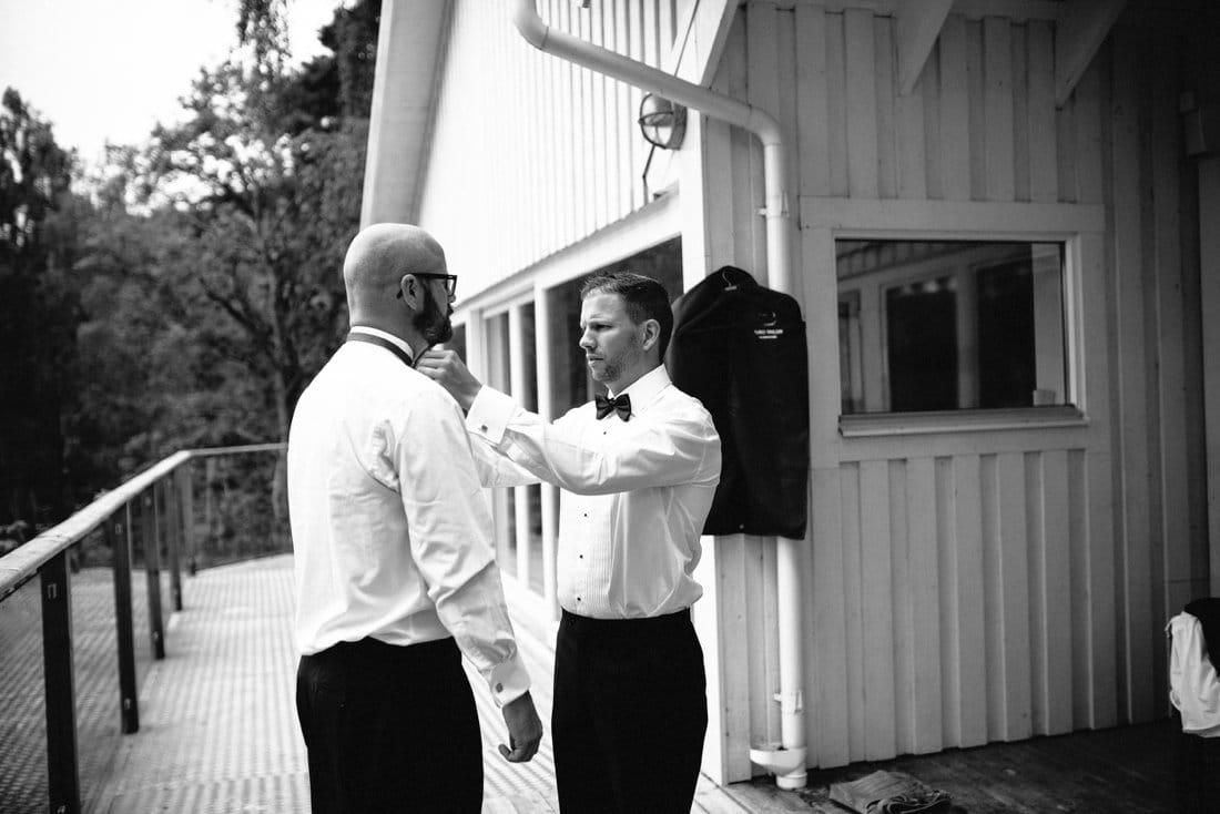 groom bestman