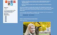 Social Networking and WordPress Blog Development for Allen Orthodontics