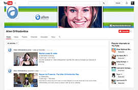 Allen Orthodontics YouTube